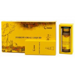 Cordyceps Fohow Oral Liquid 120 ml (4x 30 ml)